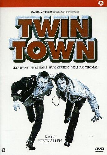 copertina di Twin Town