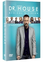 copertina di Dr. House - Medical Division - Stagione 6