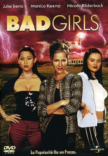copertina di Bad girls