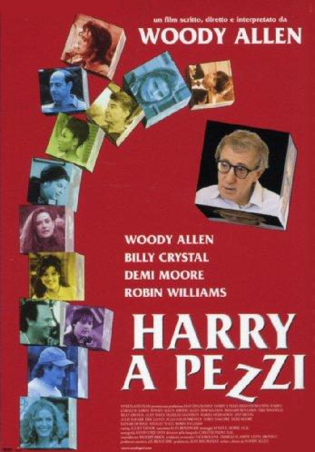 copertina di Harry a pezzi