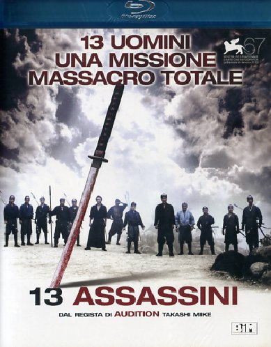 copertina di 13 Assassini
