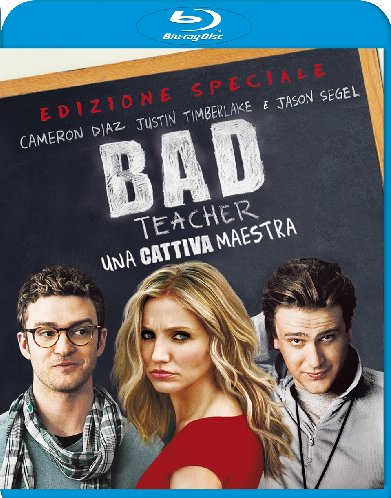 copertina di Bad teacher - Una cattiva maestra