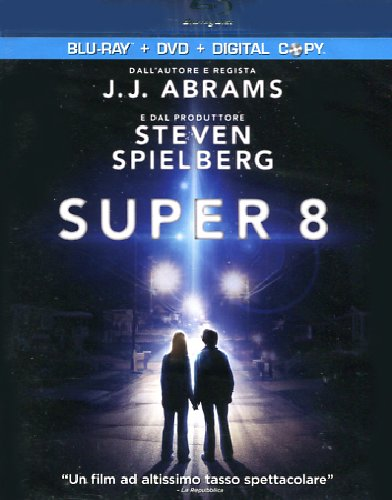 copertina di Super 8