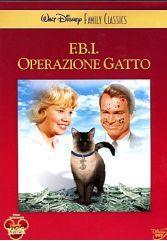 copertina di F.B.I. Operazione Gatto