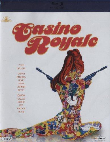 copertina di Casino Royale