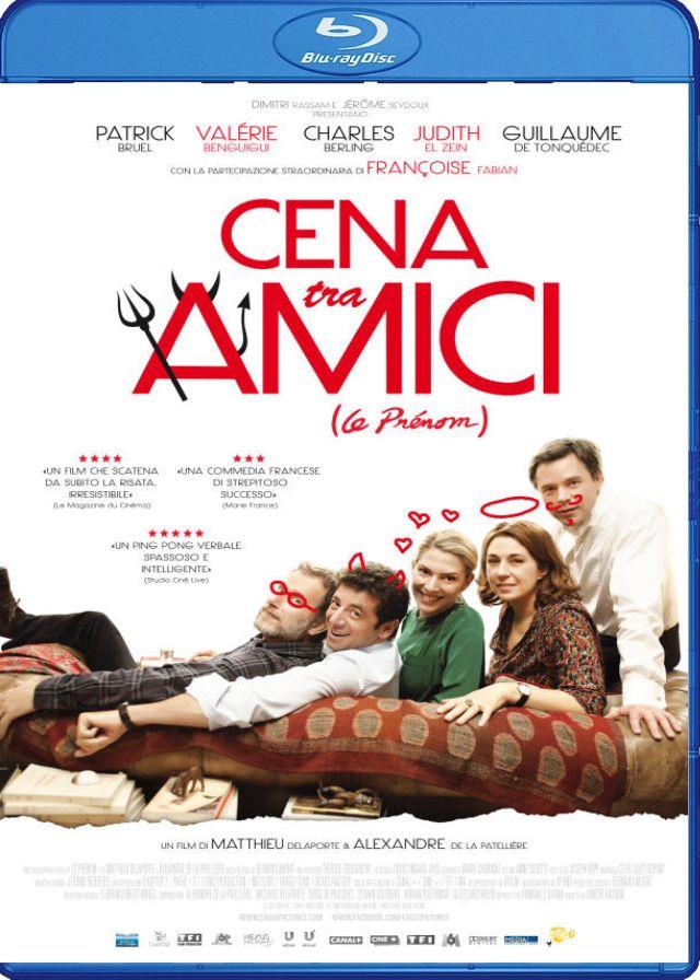 Cena Tra Amici (2012) .mkv BluRay 1080p x264 AC3-DTS - ITA-FRA Sub - ITA