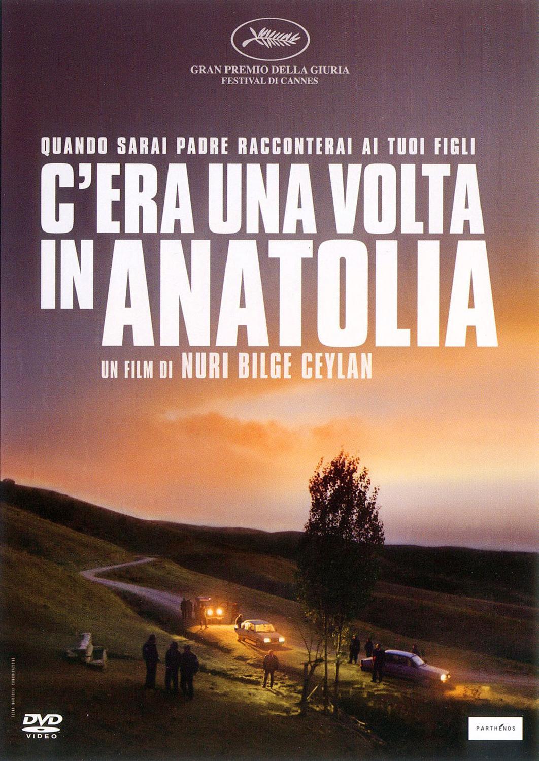 copertina di C'era una Volta in Anatolia