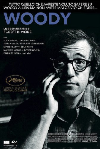 copertina di Woody