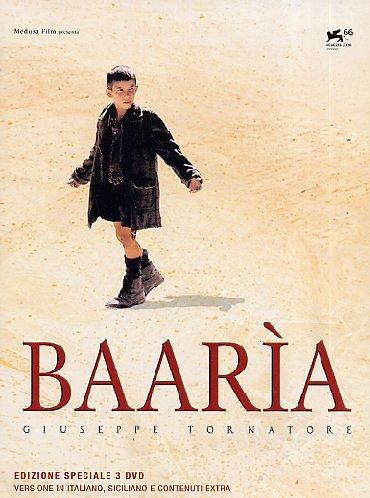 copertina di Baarìa - Edizione Speciale (3 DVD)