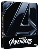 copertina di Avengers, The (Steelbook Limited Edition)