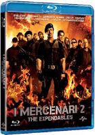 copertina di Mercenari 2, I - The Expendables