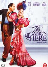 copertina di Gan'g all here, The