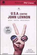 copertina di U.S.A. Contro John Lennon