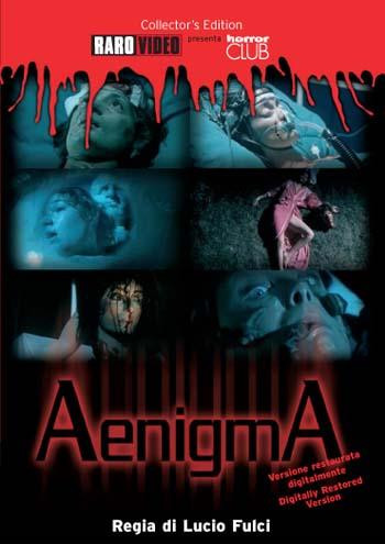 copertina di Aenigma - Collector's edition