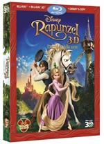 copertina di Rapunzel 3D - L'intreccio della torre (Blu-Ray 3D + Blu-Ray Disc + E-Copy)