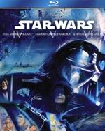 copertina di Star Wars - Episodi IV-V-VI