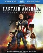 copertina di Captain America - Il primo vendicatore