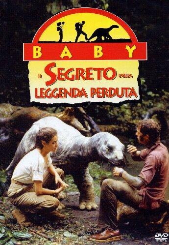 copertina di Baby - Il segreto della leggenda perduta