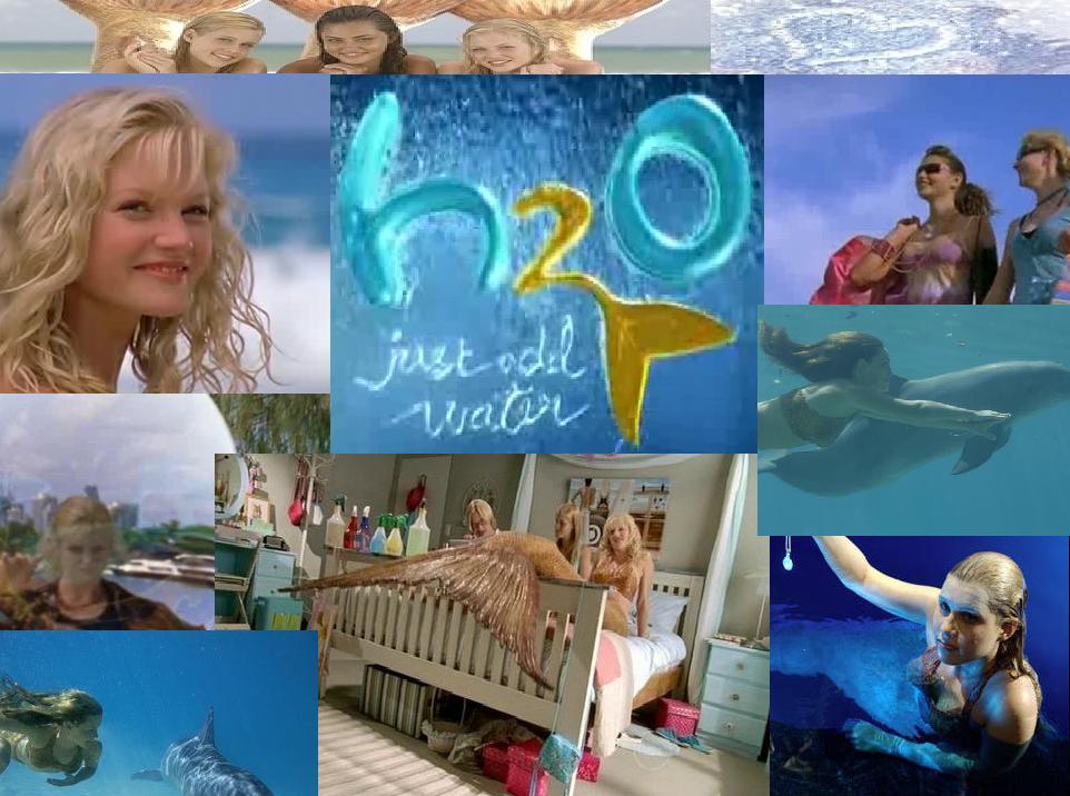 copertina di H2O: Just Add Water