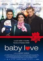 copertina di Baby love