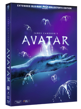 copertina di Avatar - Extended Collector's Edition (3 Blu-Ray + Libro)