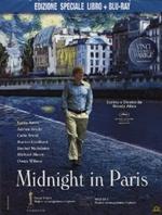 copertina di Midnight in Paris - Edizione Speciale
