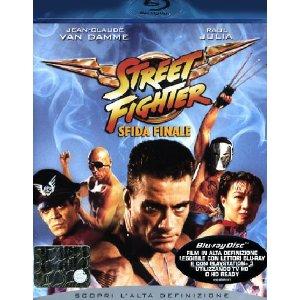 copertina di Street Fighter - Sfida finale