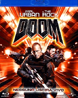 copertina di Doom