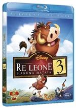 copertina di Re Leone 3, Il  - Hakuna Matata (Edizione Speciale)