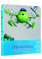 copertina di Monsters University - Edizione Limitata (2 Blu-Ray Disc - SteelBook)