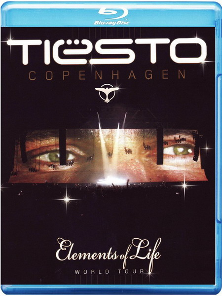 copertina di Tiësto - Elements Of Life