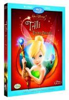 copertina di Trilli e il tesoro perduto (Combo Pack: Blu ray + DVD)