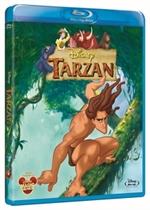 copertina di Tarzan