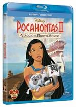 copertina di Pocahontas II - Viaggio nel nuovo mondo (Blu ray + e-copy)