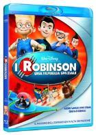 copertina di Robinson, I - Una famiglia spaziale