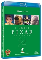 copertina di Corti Pixar Collection, I - Volume 2