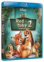 copertina di Red e Toby 2 - NemiciAmici