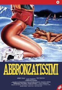 copertina di Abbronzatissimi
