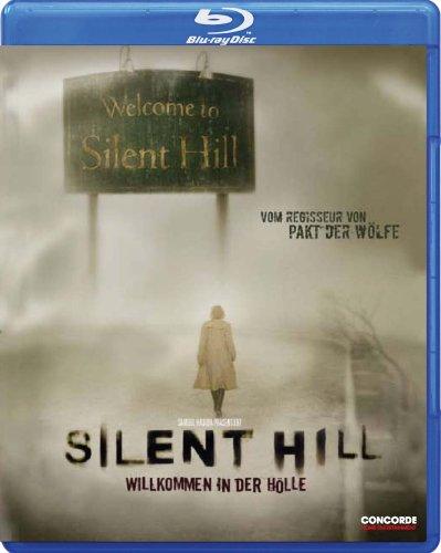 copertina di Silent Hill