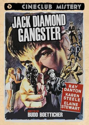 copertina di Jack Diamond Gangster