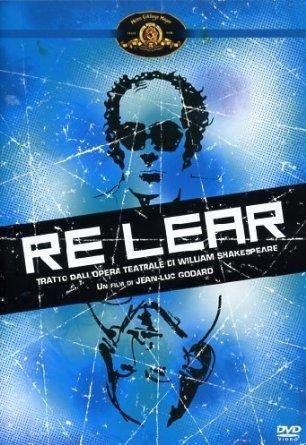 copertina di Re Lear