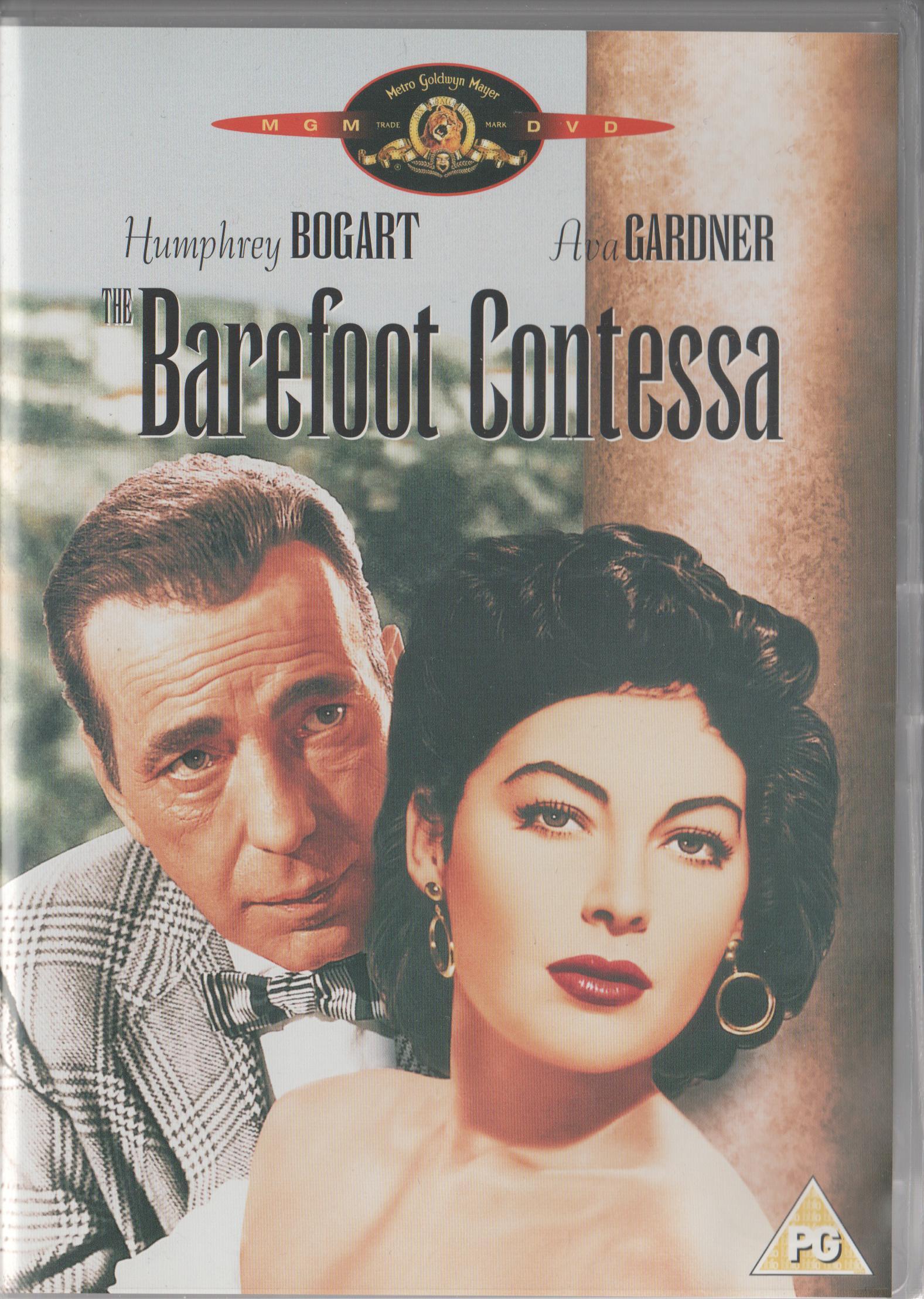 Barefoot Contessa, The (La contessa scalza) - HOMEVIDEO