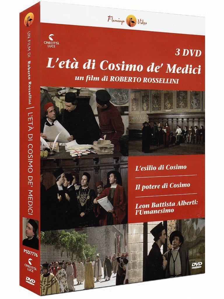 copertina di L'età di Cosimo de' Medici