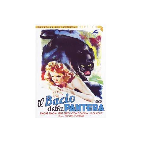 copertina di Bacio della pantera, Il
