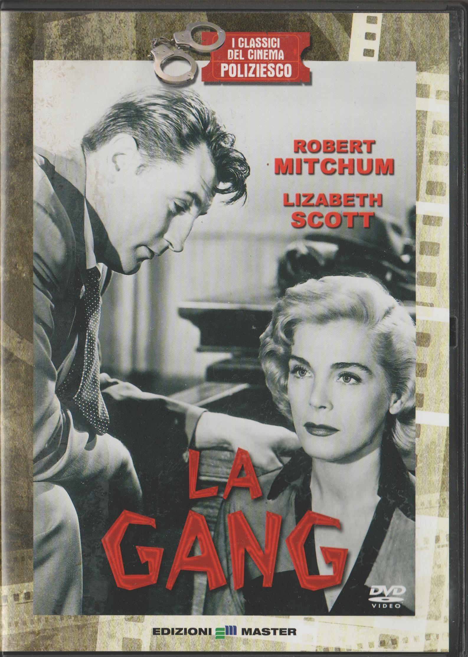 copertina di Gang, La