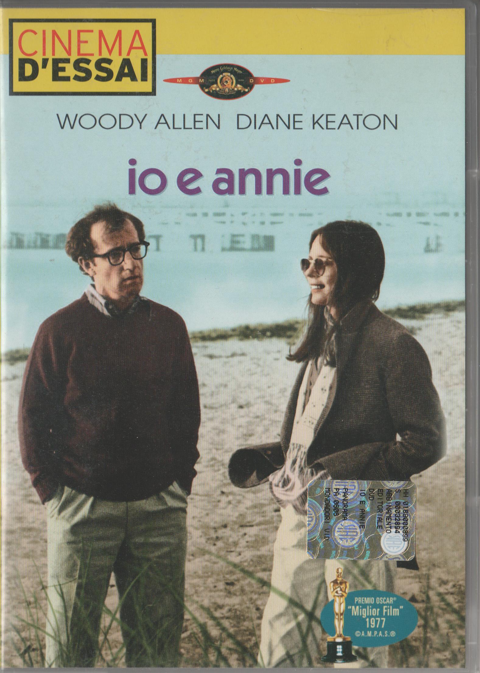 copertina di Io e Annie