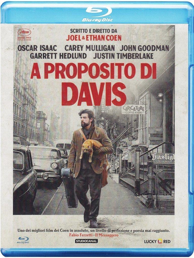 copertina di A proposito di Davis