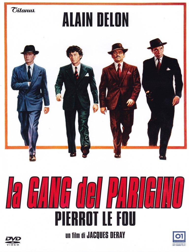 copertina di Gang del parigino, La