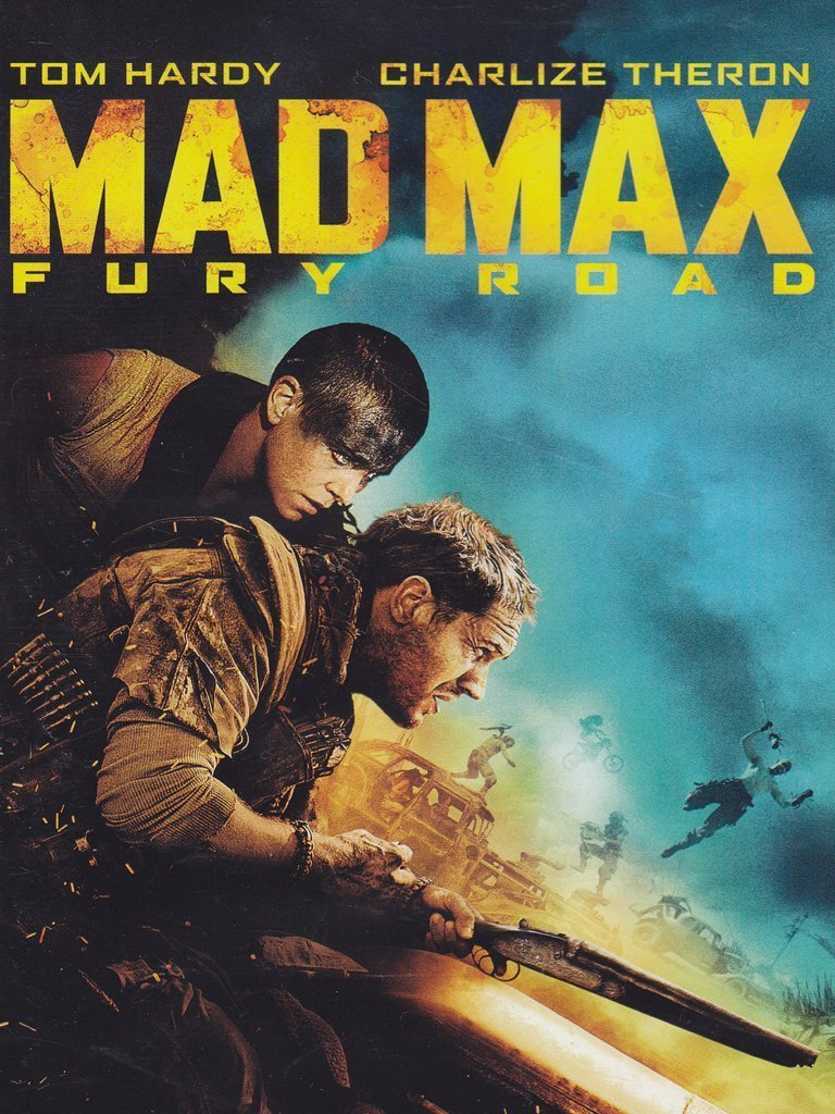 Mad Max Fury Road - HOMEVIDEO DATABASE