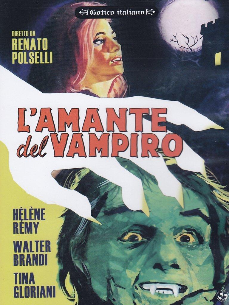 copertina di L'amante del vampiro